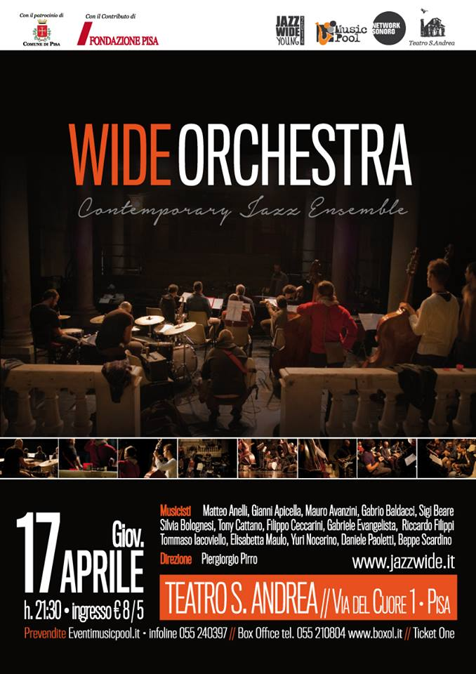 Wide Orchestra – Contemporary Jazz Ensemble