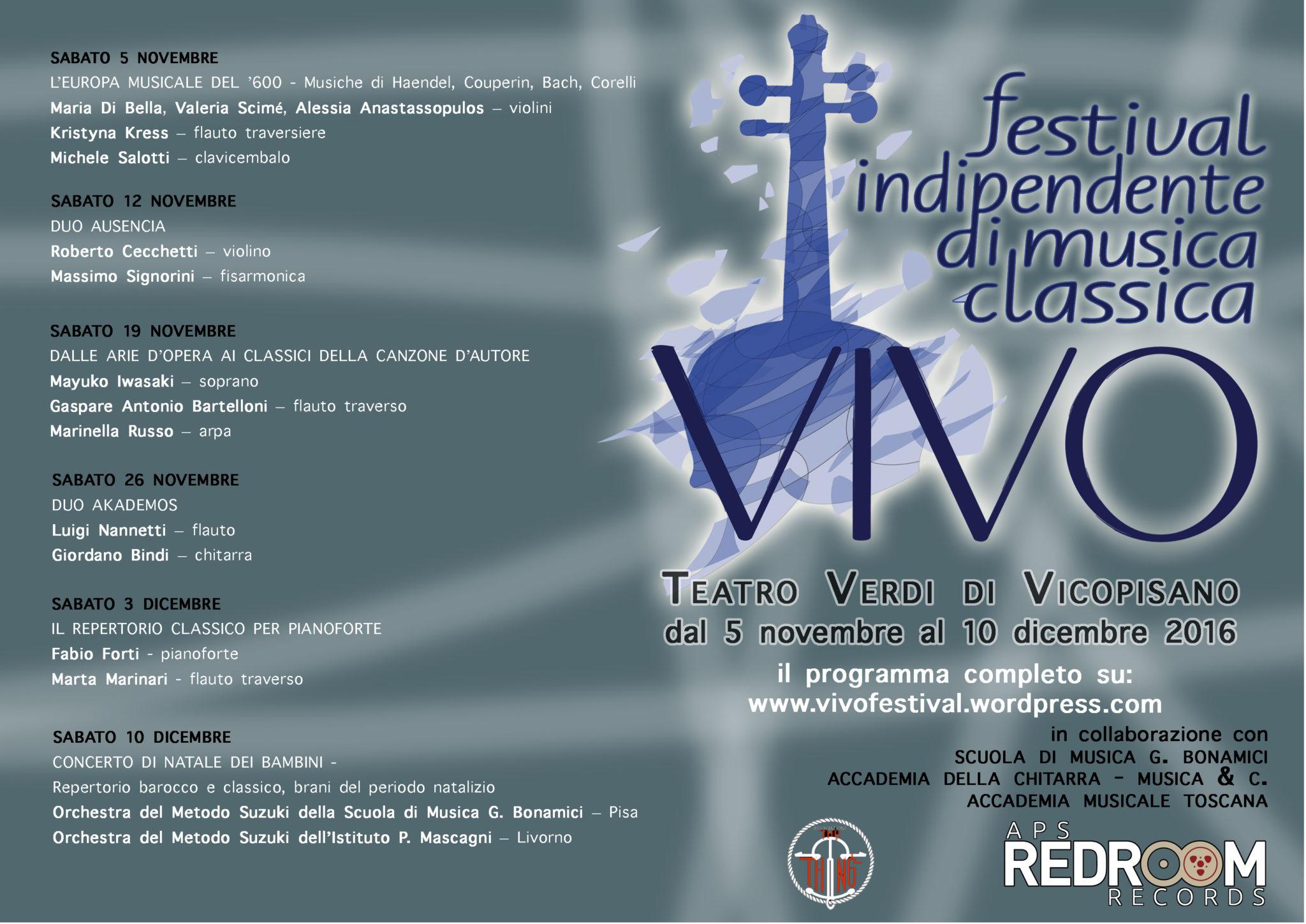 Vivo Festival di Vicopisano