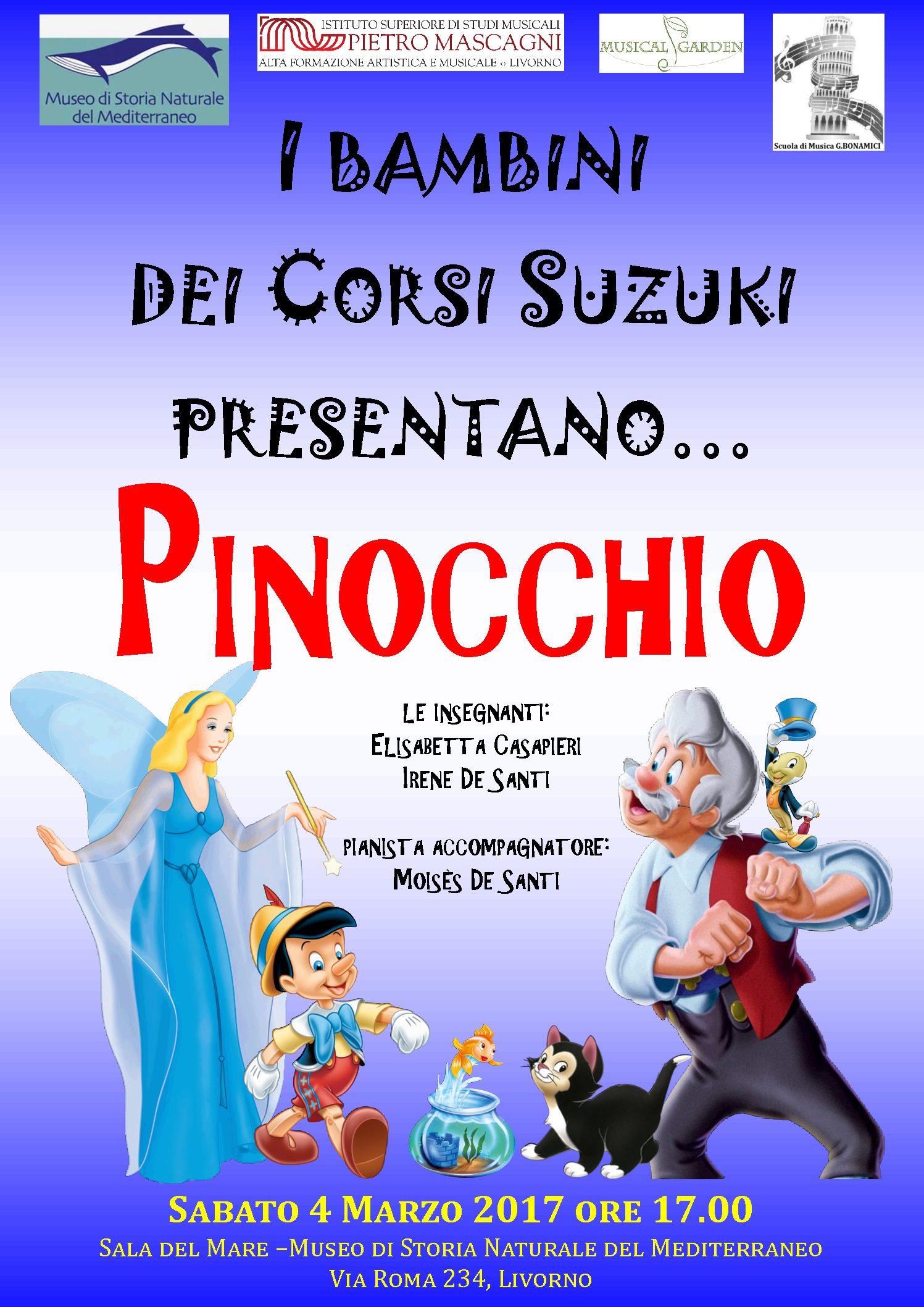 Concerto Pinocchio