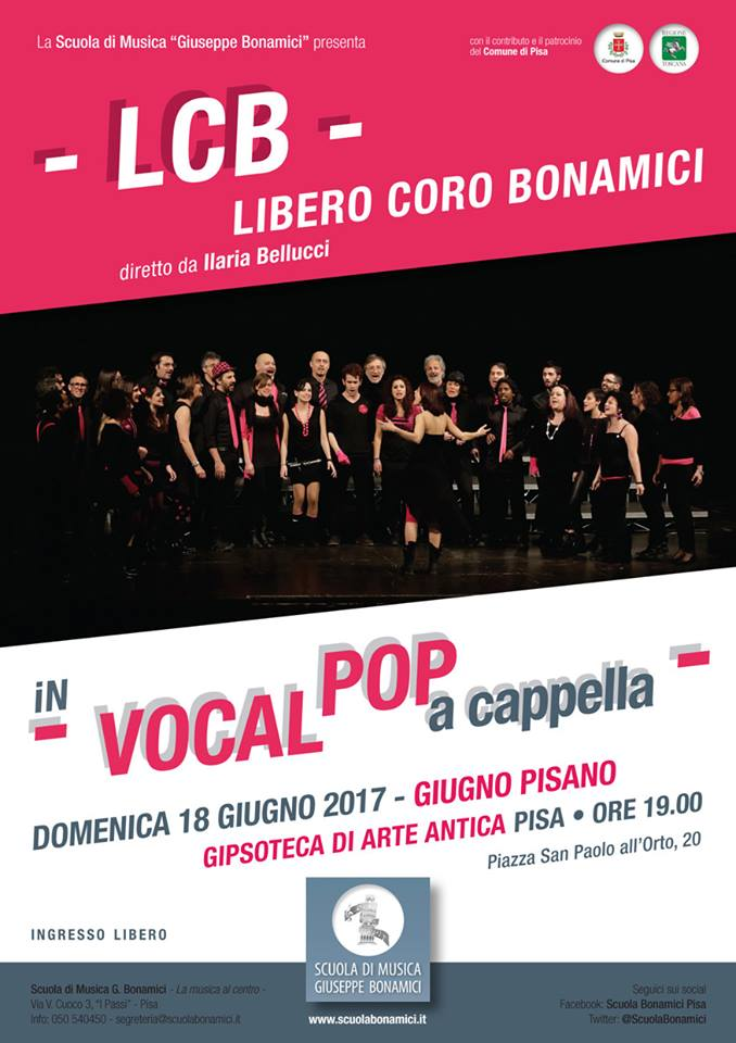 VocalPop a Cappella