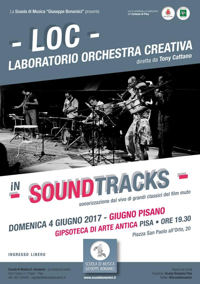 Soundtracks alla Gipsoteca di Arte Antica di Pisa