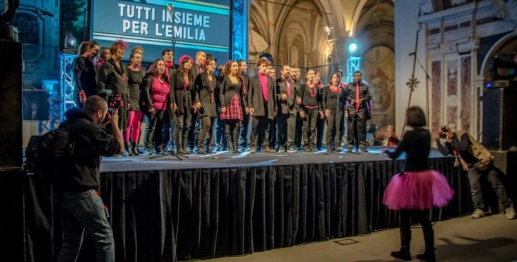Libero Coro Bonamici: Audizioni 2013