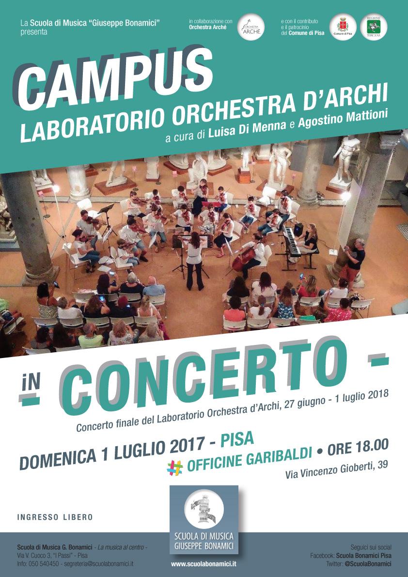 Campus Orchestra d'Archi