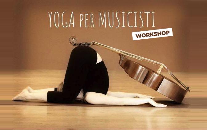 Workshop yoga per musicisti, attori e cantanti