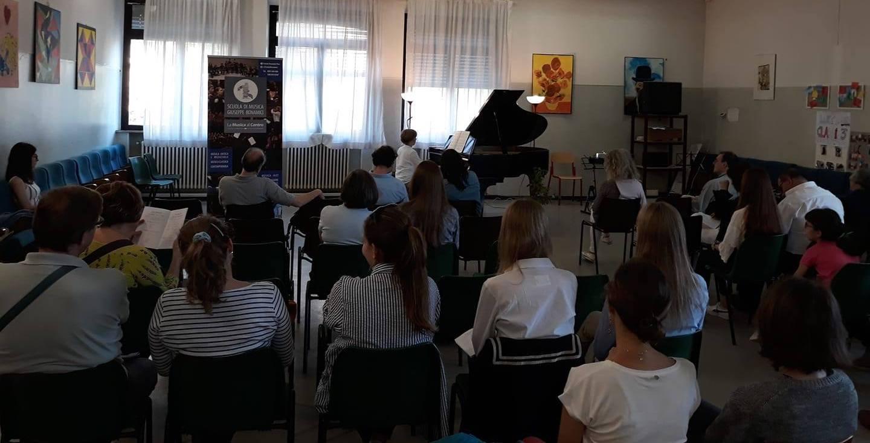 Saggi e concerti di metà anno 2019-20