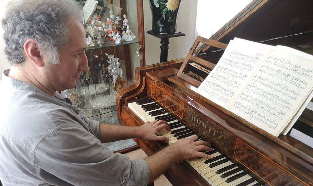 Masterclass con Ottaviano Tenerani: Mozart e Beethoven