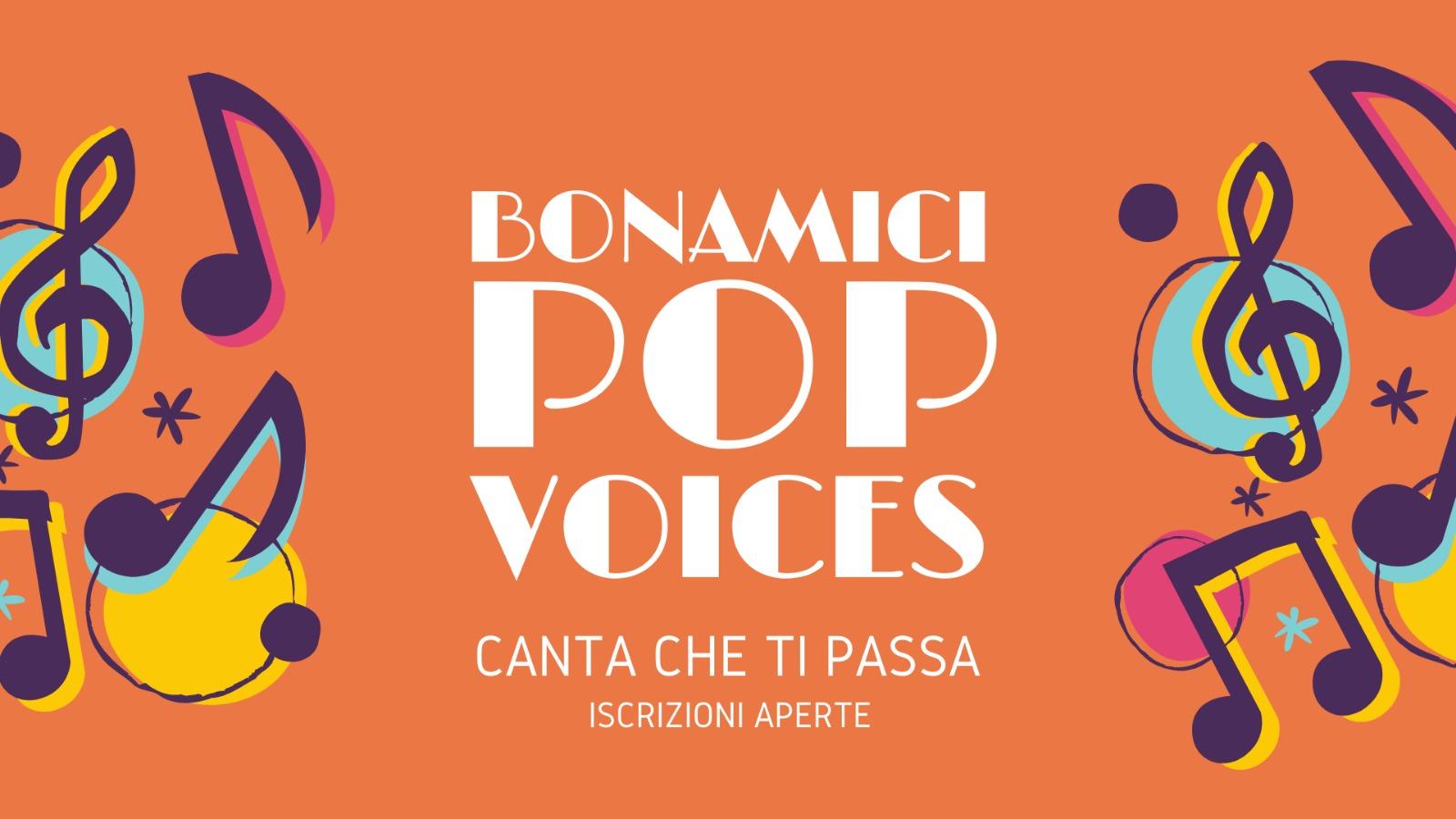 Bonamici Pop Voices